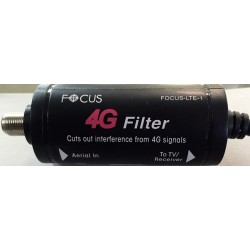 Focus Antennas 4G LTE TV FILTER FOR HD TV ANTENNA